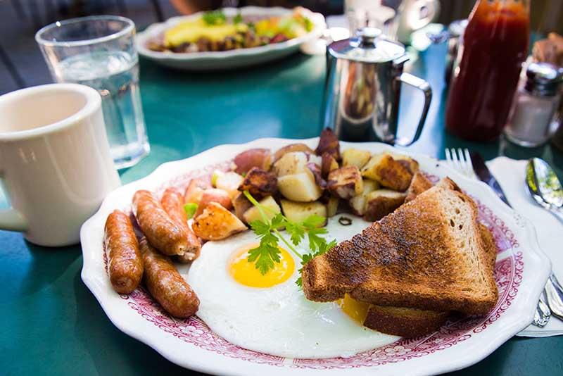 breakfast cafe South Kingstown Rhode Island