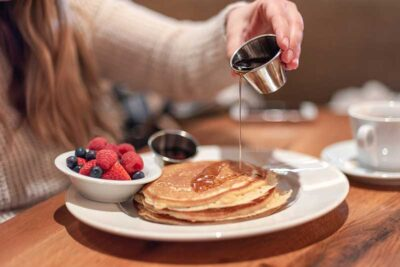 Wakefield breakfast cafe